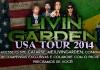 LIVIN GARDEN: Campanha para ajudar a banda a ir aos EUA